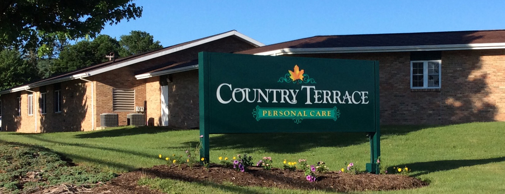 Welcome to Country Terrace